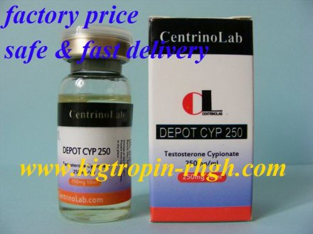 Testosterone Cypionate 250mg*10ml 20box