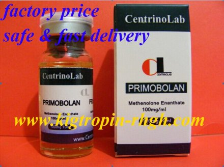 Methenodone enanthate 100mg*10ml*1vial