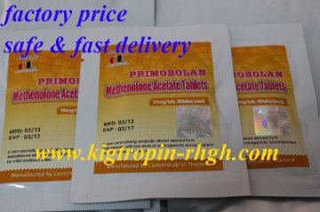 Primobolan Methenolone Acetate Tablets 10MG*60pills*1 bags
