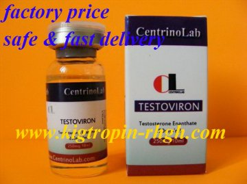 Testosterone enanthate 250mg*10ml 1box
